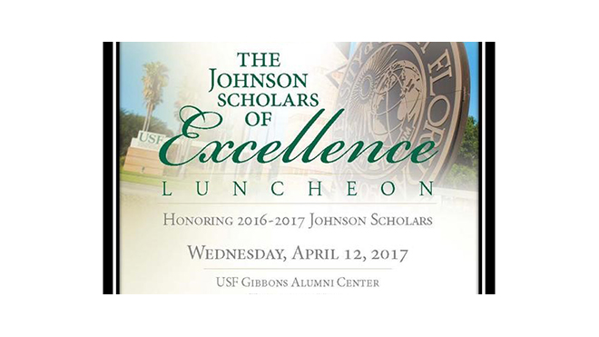 Johnson Scholars Luncheon