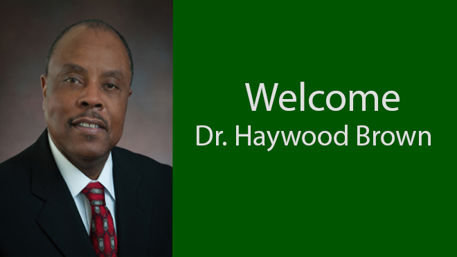 Dr. Haywood Brown