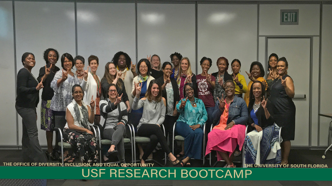 USF Research Bootcamp