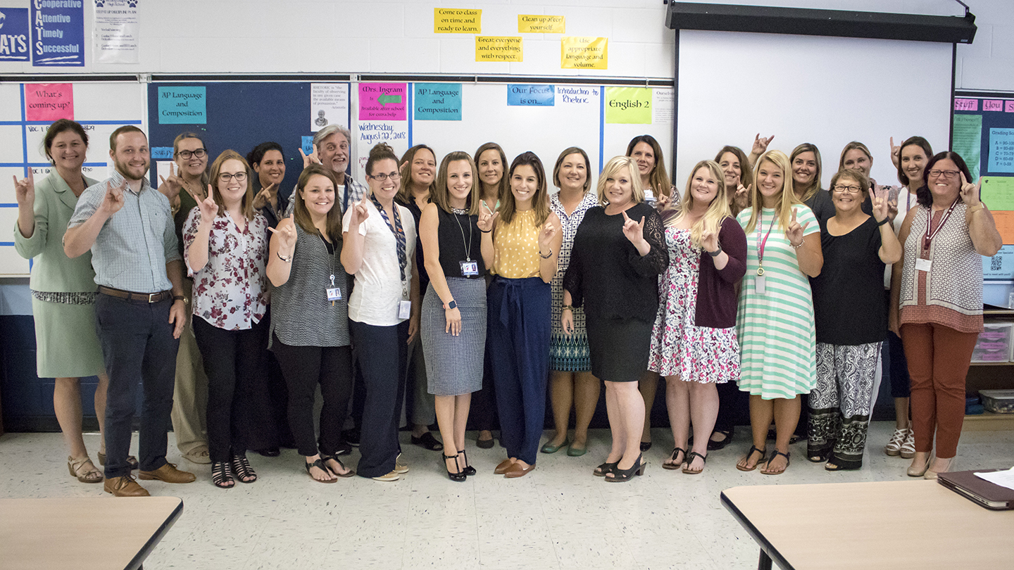 USF Partners with Pasco County Schools to Expand Teacher Leader Academy to Eight New Schools