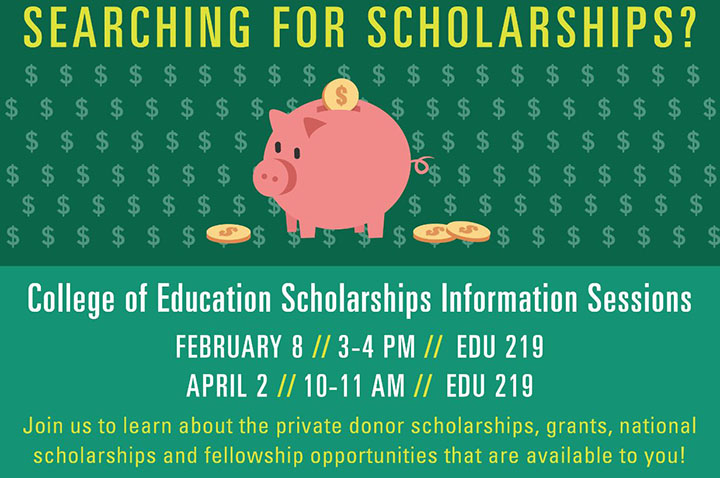Scholarship Information Session