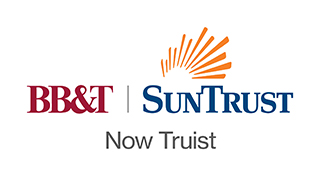 BB&T and SunTrust are now Truist