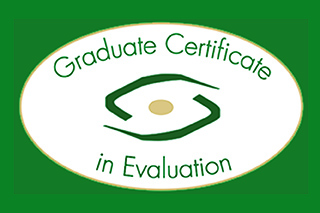 Graduate Certificate in Evaluation