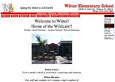 Witter Elementary School
