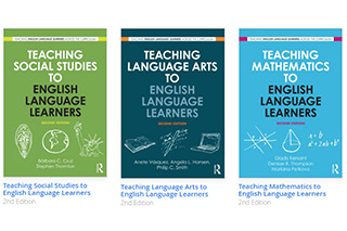 Teaching English Language Learners Across Curriculum Book Series
