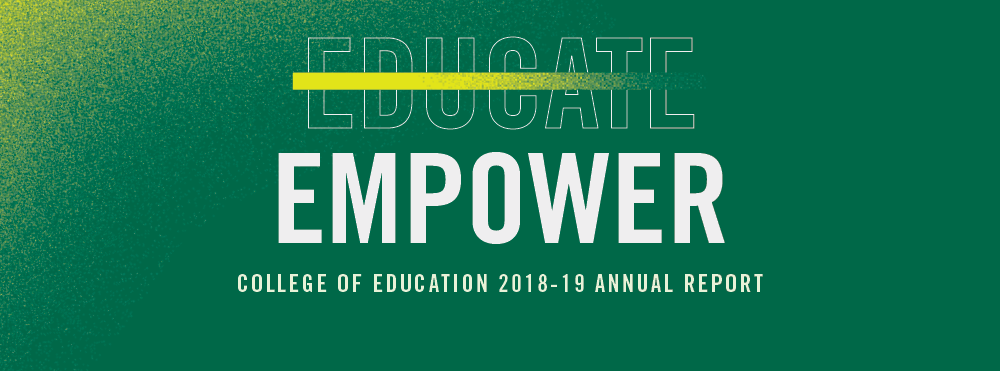 College of Education Annual Report