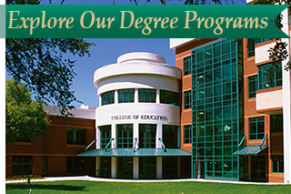 Explore Our Degree Programs