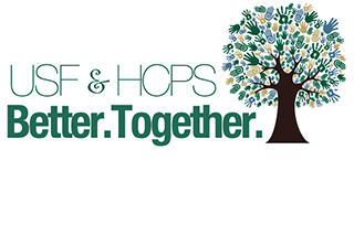 USF & HCPS: Better. Together.