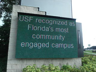 usf-billboard-usf-recognized-as-florida's-most-community-engaged-campus