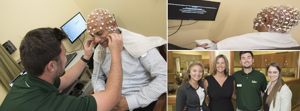 Brain Network Activation (BNA) Mapping USF Team