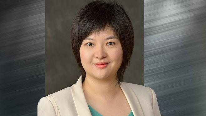 Picture of Assistant Professor Wenjun Cai