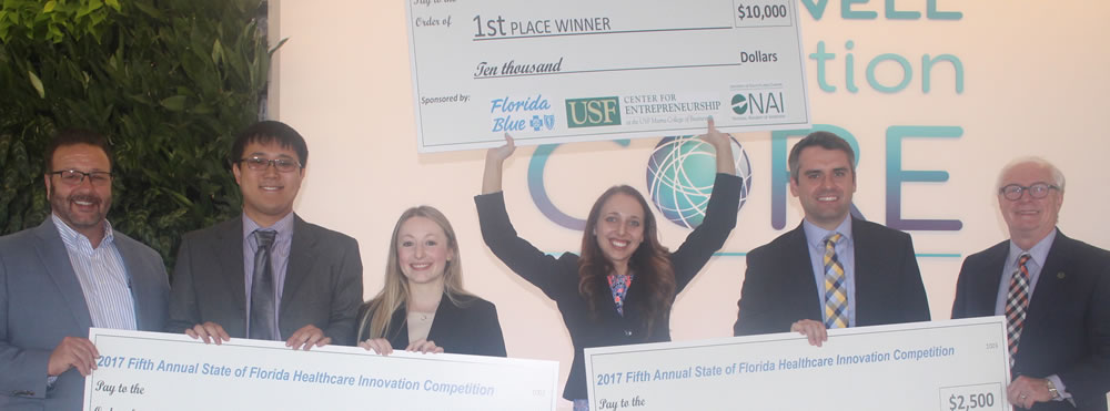 Healthcare Innovation Competition 2017 Winners