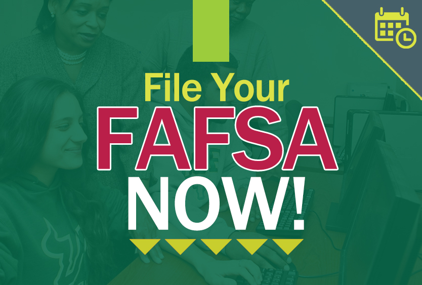 Complete Your 2916-17 FAFSA Now