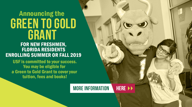 Green to Gold Grant