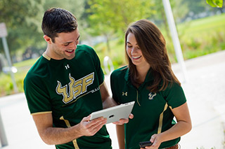 Get Involved at USF