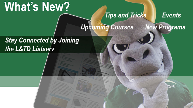L&TD Newsletter