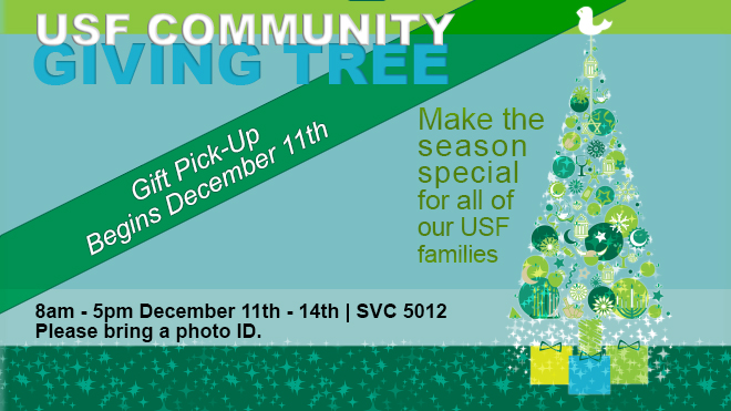 USF Community Giving Tree