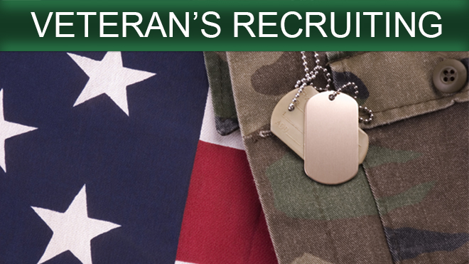 Veteran's Recruiting