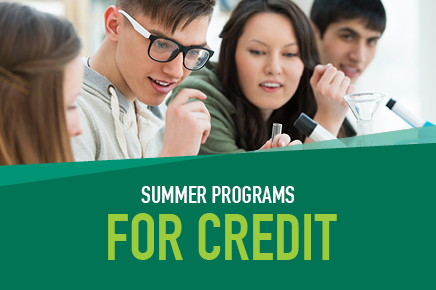 pre-college for-credit programs