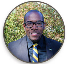 Former INTO USF student leader Rhondel Whyte is student body vice president.