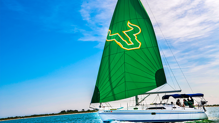 Sailboat USF