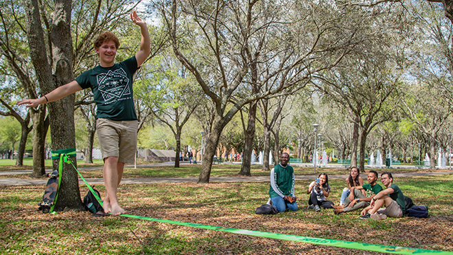 USF: A Future Without Limits