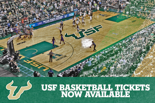 USF 2017 Basketball Tickets Now Available.