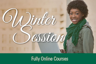 USF Winter Session. Fully Online Courses.