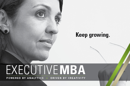Executive MBA Program.