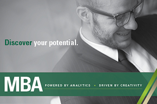 MBA Program. Discover your potential.
