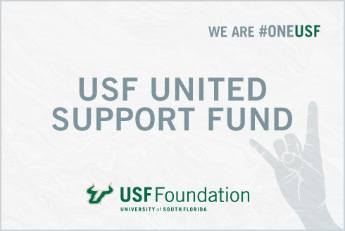 Donate to the USF United Support Fund. We are #OneUSF