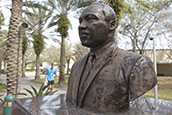 MLK Statue at the University of South Florida