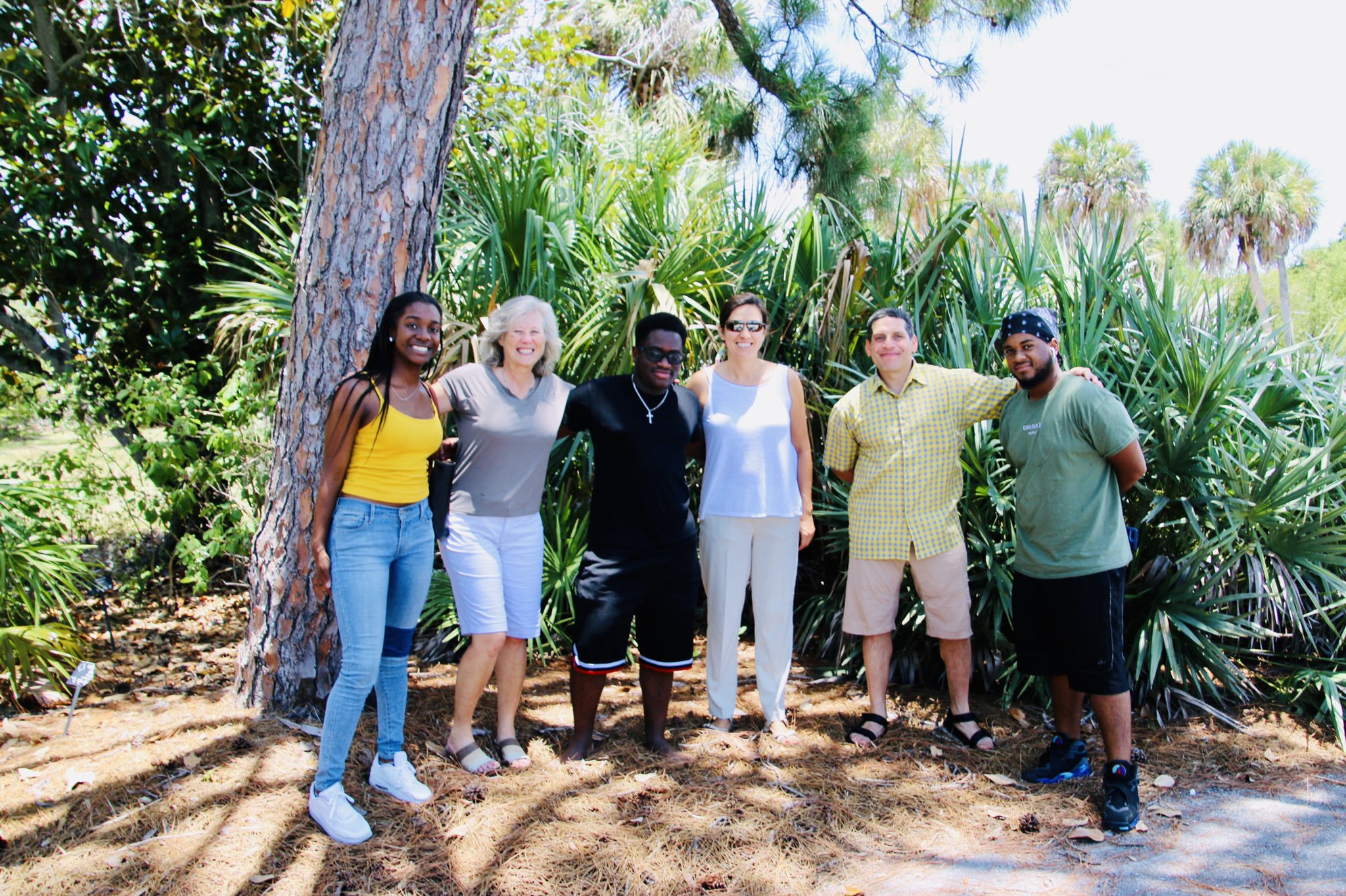 Diversity at USF Marine Science