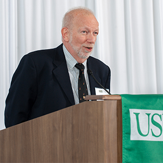 USF Research Associate Professor Bill Kearns