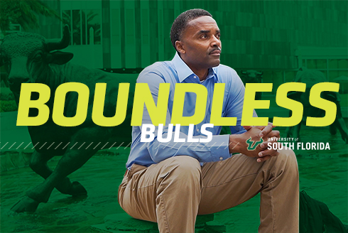 Boundless BUlls graphic featuring Akil King