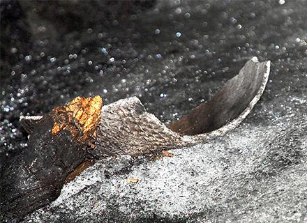 Fragment of a Cibola Gray Ware