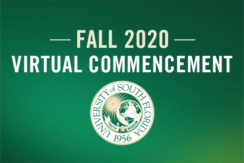 Fall 2020 Virtual Commencement