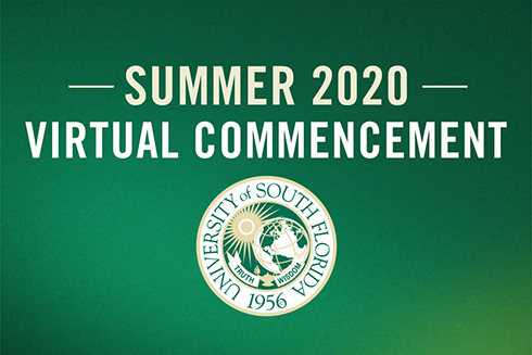 Summer 2020 Virtual Commencement