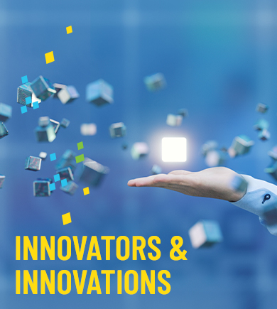 innovators & innovations small graphic