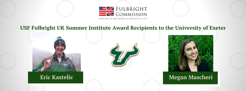 2019 Fulbright UK Summer Institute Recipients