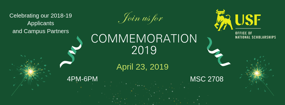 Commemoration 2019 image