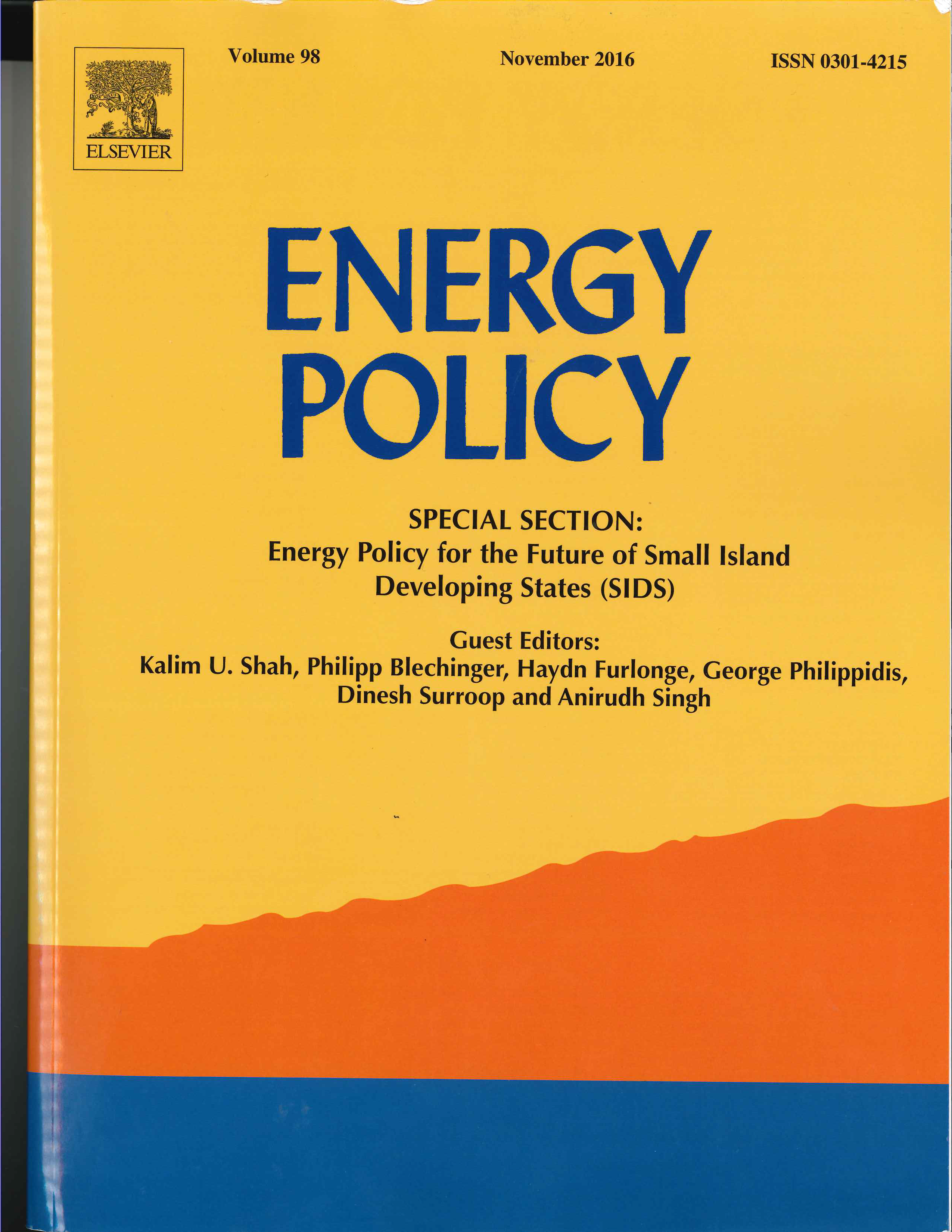 Energy Policy Journal