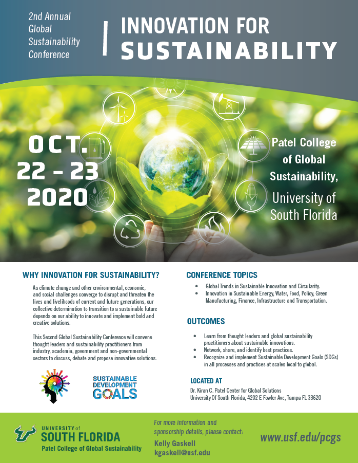 Global Sustainability Conference on the Circular Economy