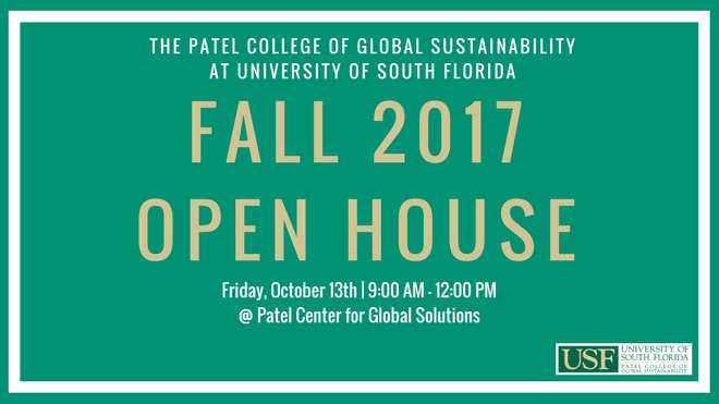 Open House Fall 2017