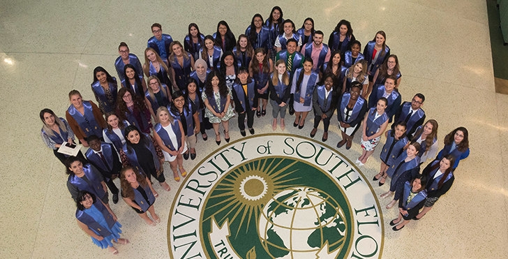 Phi Beta Kappa at the University of South Florida