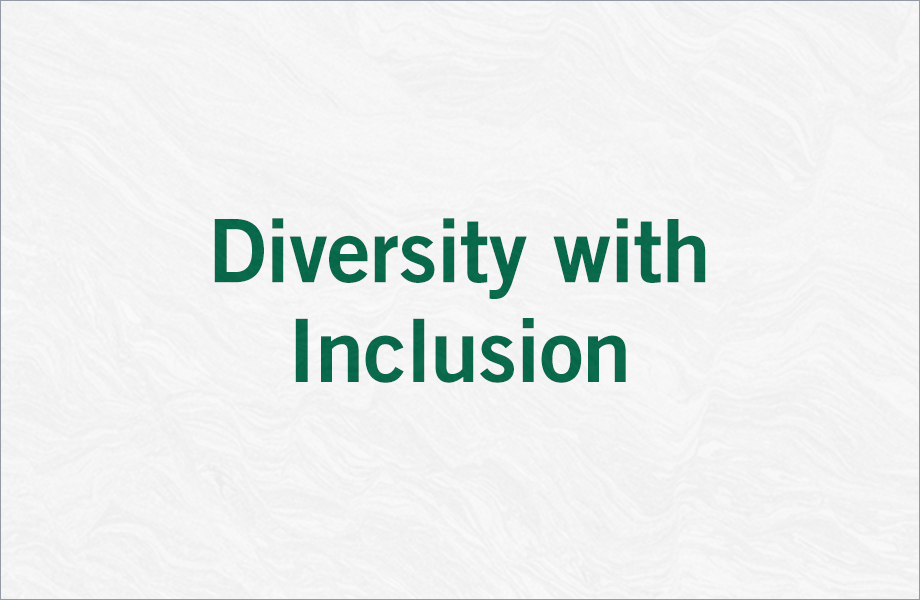 Diversity with Inclusion