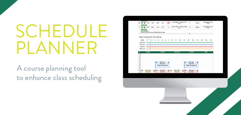 Schedule Planner Graphic
