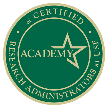 Academy of Certified Research Administrators at USF