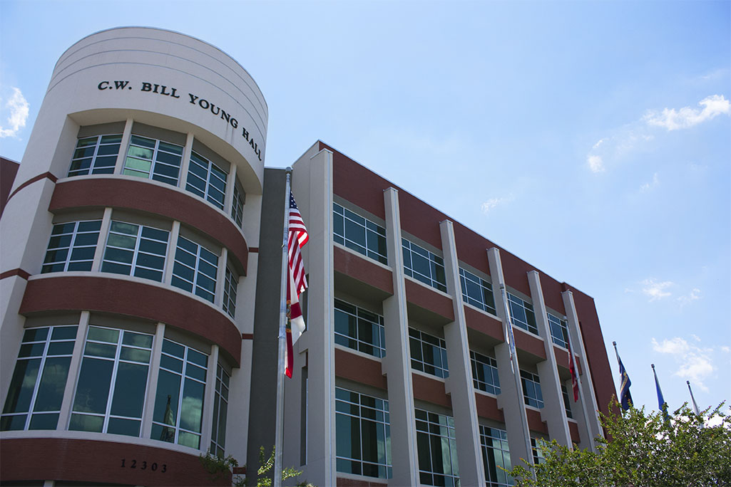 C.W. Bill Young Hall Building (CWY)