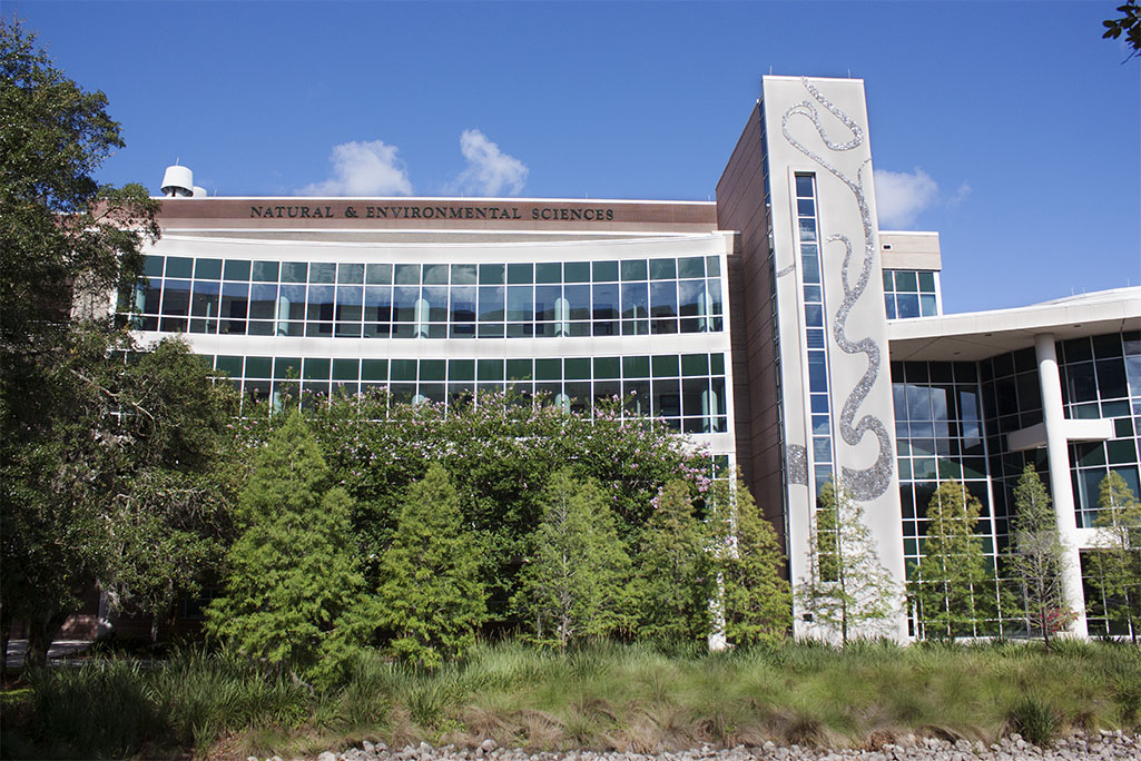 Natural & Environmental Science Building (NES)